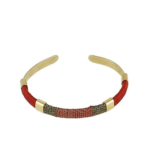 Bracelet Saona doré